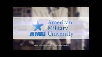 American Military University TV Spot, 'They Get It' - Thumbnail 3