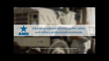 American Military University TV Spot, 'They Get It' - Thumbnail 4