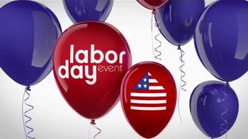 Ashley Furniture Homestore Labor Day Event TV Spot, 'Storewide Savings' - Thumbnail 2