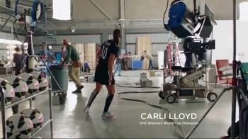 XFINITY X1 Triple Play TV Spot, 'Never Miss' Featuring Carli Lloyd - Thumbnail 1