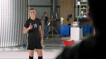 XFINITY X1 Triple Play TV Spot, 'Never Miss' Featuring Carli Lloyd - 90 commercial airings