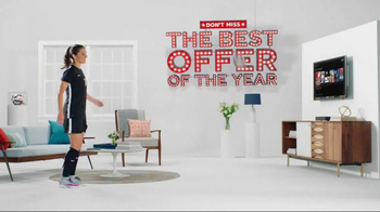 XFINITY X1 Triple Play TV Spot, 'Never Miss' Featuring Carli Lloyd - Thumbnail 5