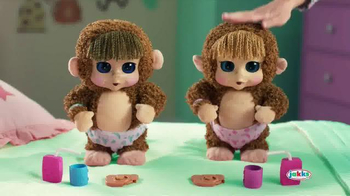 Animal Babies Nursery: Jumpin' Lil' Monkeys TV Spot, 'Jumping on the Bed'