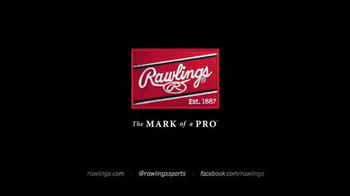 Rawlings TV Spot, 'Heart of the Hide' Featuring Bryce Harper - Thumbnail 6