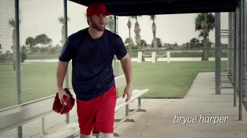 Rawlings TV Spot, 'Heart of the Hide' Featuring Bryce Harper - 97 commercial airings