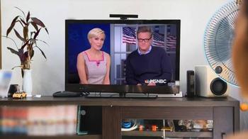 Sirius/XM Satellite Radio TV Spot, 'MSNBC'