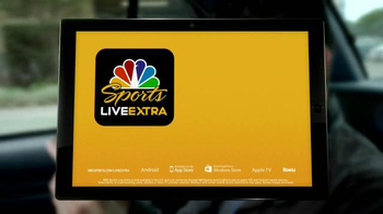 NBC Sports Live Extra App TV Spot, 'Get Closer' - Thumbnail 7
