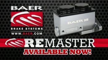 Baer Brake System TV Spot, 'Master Cylinder' - Thumbnail 1