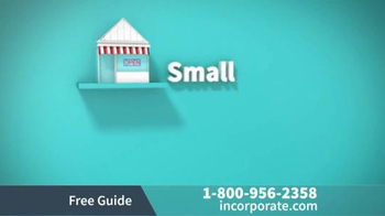 Incorporate.com TV Spot, 'Small Business Quiz' - Thumbnail 1