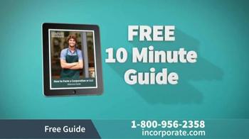 Incorporate.com TV Spot, 'Small Business Quiz' - Thumbnail 6