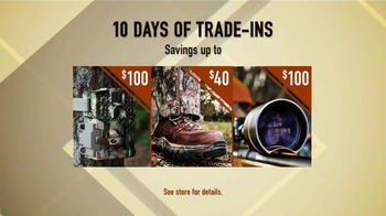 Bass Pro Shops Fall Hunting Classic TV Spot, 'Boots, Cameras and Scopes' - Thumbnail 5
