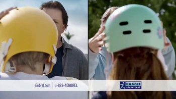 Enbrel TV Spot 'Everyday Activities' Featuring Phil Mickelson - Thumbnail 7
