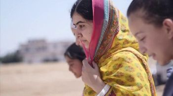The Malala Fund TV Spot, 'My Voice' - 1 commercial airings