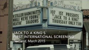 Jack to a King: The Swansea Story TV Spot, 'Cinema 21 Screening' - Thumbnail 1
