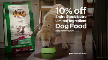 PETCO TV Spot, 'Nutro Pet Food' - Thumbnail 4