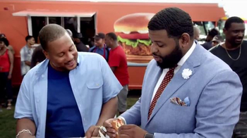 McDonald's Buttermilk Crispy Chicken Sandwich TV Spot, 'Food Festival' - Thumbnail 3