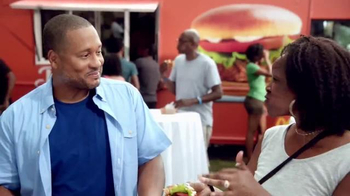 McDonald's Buttermilk Crispy Chicken Sandwich TV Spot, 'Food Festival' - Thumbnail 4