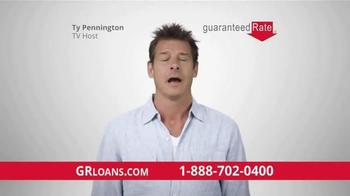 Guaranteed Rate TV Spot, 'Smart Mortgage' Featuring Ty Pennington - Thumbnail 1