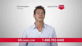 Guaranteed Rate TV Spot, 'Smart Mortgage' Featuring Ty Pennington - Thumbnail 2