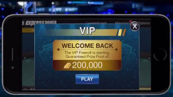ClubWPT Express Poker TV Spot, 'Get in the Game' - Thumbnail 3