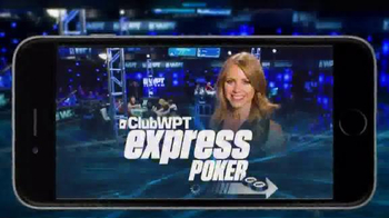 ClubWPT Express Poker TV Spot, 'Get in the Game' - Thumbnail 4