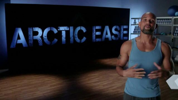 Arctic Ease Instant Cold Wrap TV Spot, 'Relieve Pain' Featuring Shaun T - Thumbnail 1
