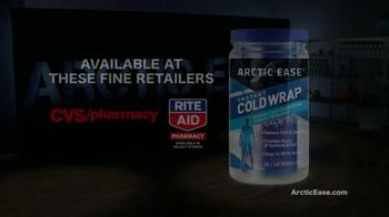 Arctic Ease Instant Cold Wrap TV Spot, 'Relieve Pain' Featuring Shaun T - Thumbnail 8