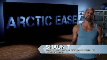 Arctic Ease Instant Cold Wrap TV Spot, 'Relieve Pain' Featuring Shaun T - Thumbnail 2