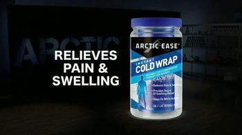 Arctic Ease Instant Cold Wrap TV Spot, 'Relieve Pain' Featuring Shaun T - Thumbnail 3