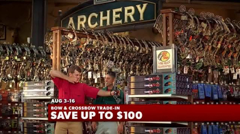 Bass Pro Shops Archery Sale TV Spot, 'Bow Package' - 2 commercial airings