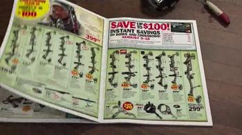 Bass Pro Shops Archery Sale TV Spot, 'Bow Package' - Thumbnail 6