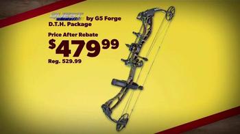Bass Pro Shops Archery Sale TV Spot, 'Bow Package' - Thumbnail 7
