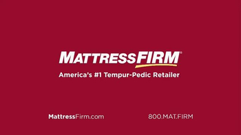 Mattress Firm TV Spot, 'There You Have It' - Thumbnail 7
