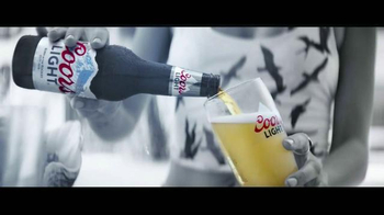 Coors Light TV Spot, 'Surf's Up' Featuring Donald Brink - Thumbnail 8