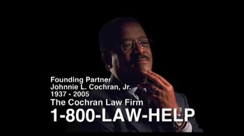 The Cochran Law Firm TV Spot, 'Infection' - Thumbnail 4