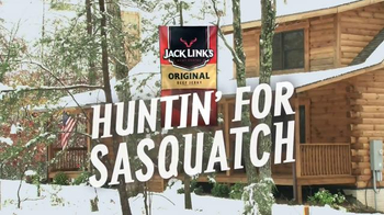 Jack Link's Beef Jerky TV Spot, 'Comedy Central: Huntin' for Sasquatch' - Thumbnail 1