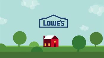 Lowe's Labor Day Savings TV Spot, 'Shrubs, Mulch and Fertilizer' - Thumbnail 1