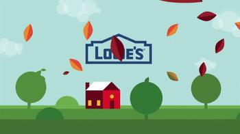 Lowe's Labor Day Savings TV Spot, 'Shrubs, Mulch and Fertilizer' - Thumbnail 2