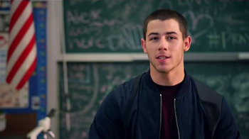 Think It Up TV Spot, 'Students and Teachers' Featuring Nick Jonas - Thumbnail 2