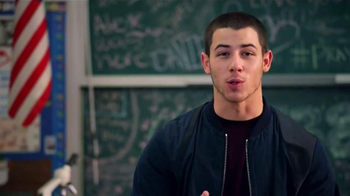 Think It Up TV Spot, 'Students and Teachers' Featuring Nick Jonas - Thumbnail 3