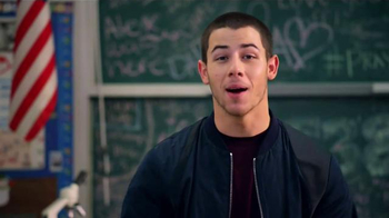 Think It Up TV Spot, 'Students and Teachers' Featuring Nick Jonas - Thumbnail 4