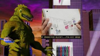 Pilot Frixion Erasable Pen TV Spot, 'Stomp Out Bullying' - Thumbnail 4