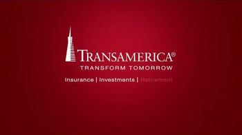 Transamerica TV Spot, 'Build a More Secure Tomorrow' - Thumbnail 8