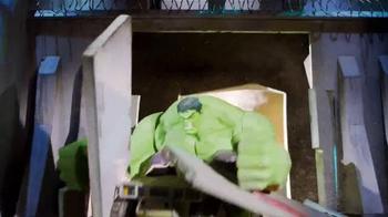 Jakks Pacific Marvel Hulk Smash RC TV Spot, 'Infiltrate Hydra' - Thumbnail 9