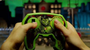 Jakks Pacific Marvel Hulk Smash RC TV Spot, 'Infiltrate Hydra'
