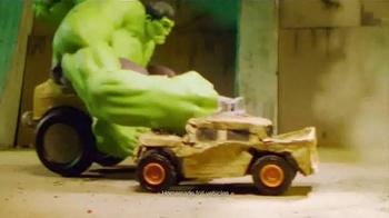Jakks Pacific Marvel Hulk Smash RC TV Spot, 'Infiltrate Hydra' - Thumbnail 5