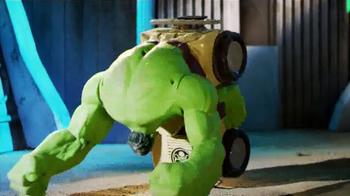 Jakks Pacific Marvel Hulk Smash RC TV Spot, 'Infiltrate Hydra' - Thumbnail 7