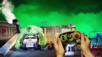 Jakks Pacific Marvel Hulk Smash RC TV Spot, 'Infiltrate Hydra' - Thumbnail 8