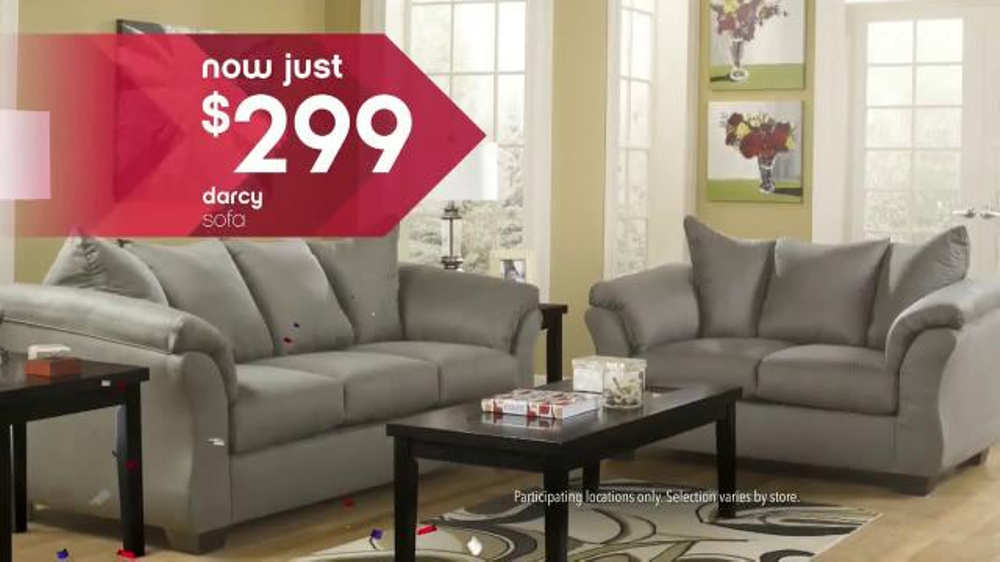 Ashley Furniture Homestore Labor Day Event Tv Commercial Doorbusters Ispot Tv