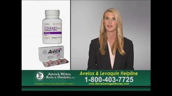 Aylstock, Witkin, Kreis & Overholtz Law TV Spot, 'Bacterial Infection'